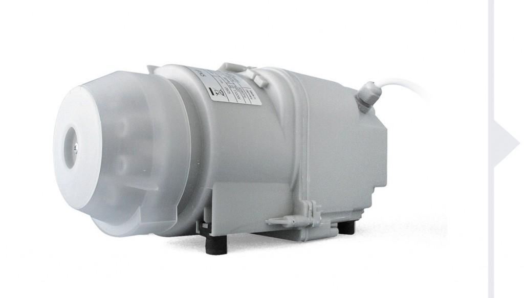 Whirlpool Gebläse mit Heizung - Spatech GmbH